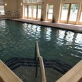 Swimming pool at Best Western University Inn