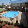 Swimming pool at Best Western Van Buren Inn