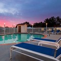 Swimming pool at Best Western Ville Platte