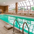 Swimming pool at Best Western Watertown Fort Drum