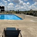 Swimming pool at Best Western Wauseon