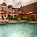Swimming pool at Best Western Wesley Inn & Suites