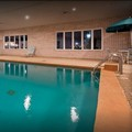 Swimming pool at Best Western Whitmore Lake