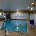 Swimming pool at Best Western Wilsonville Inn & Suites