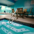 Swimming pool at Best Western Woodland Inn