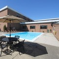 Swimming pool at Best Western Wooster Hotel