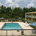 Swimming pool at Best Western of Walterboro