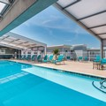 Swimming pool at Bethany Beach Ocean Suites