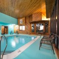 Swimming pool at Bluegrasssuites