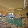 Swimming pool at Boarders Inn & Suites