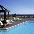 Swimming pool at Bodega Bay Lodge