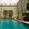 Swimming pool at Bourbon Orleans Hotel