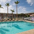 Swimming pool at Brawley Inn Hotel & Conference Center