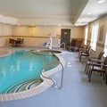 Swimming pool at Broadway Inn & Suites