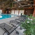 Swimming pool at Brown County Inn