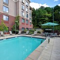 Swimming pool at Buford Springhill Suites