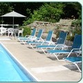 Swimming pool at Buttonwood Inn on Mount Surprise