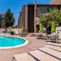 Swimming pool at Camarillo Executive Inn & Suites