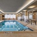Swimming pool at Cambria Hotel Omaha Downtown