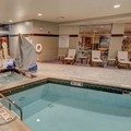 Swimming pool at Cambria Hotel & Suites Pittsburgh Downtown