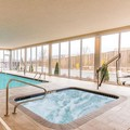 Swimming pool at Cambria Suites Cleveland / Avon