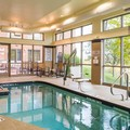 Swimming pool at Cambria Suites Madison