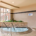 Swimming pool at Cambria Suites Maple Grove