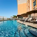 Swimming pool at Cambria Suites Plano