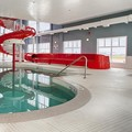 Swimming pool at Camrose Resort Casino Best Western Premier Collection