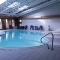 Swimming pool at Canadas Best Value Inn Welland Niagara Falls