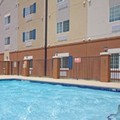 Exterior of Candlewood Suites Baytown