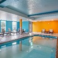 Swimming pool at Candlewood Suites Bowling Green