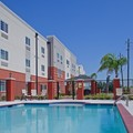 Swimming pool at Candlewood Suites Deerpark