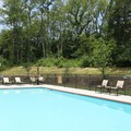 Swimming pool at Candlewood Suites Goodlettsville Nashville