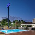 Swimming pool at Candlewood Suites Pensacola
