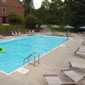 Swimming pool at Canyon Inn / Mccormick's Creek State Park