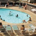Swimming pool at Canyon Plaza Resort