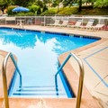 Swimming pool at Capital Inn New Cumberland / Harrisburg South