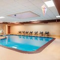 Swimming pool at Capitol Plaza Hotel & Convention Jefferson City