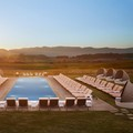 Swimming pool at Carneros Resort & Spa