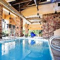Swimming pool at Cedar Breaks Lodge by Diamond Resorts