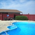 Swimming pool at Cedars Inn Ritzville