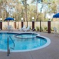 Swimming pool at Centerstone Suites Longview