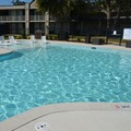 Swimming pool at Chapel Hill University Inn