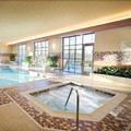 Swimming pool at Charlotte Concord Embassy Suites Golf Resort & Spa