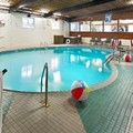 Swimming pool at Charlottetown Inn & Conference Centre