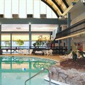 Swimming pool at Chattanooga Choo Choo