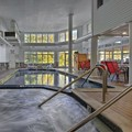 Swimming pool at Cherry Tree Inn & Suites