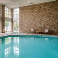 Swimming pool at Cherry Valley Lodge