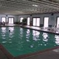 Swimming pool at Chestnut Mountain Resort